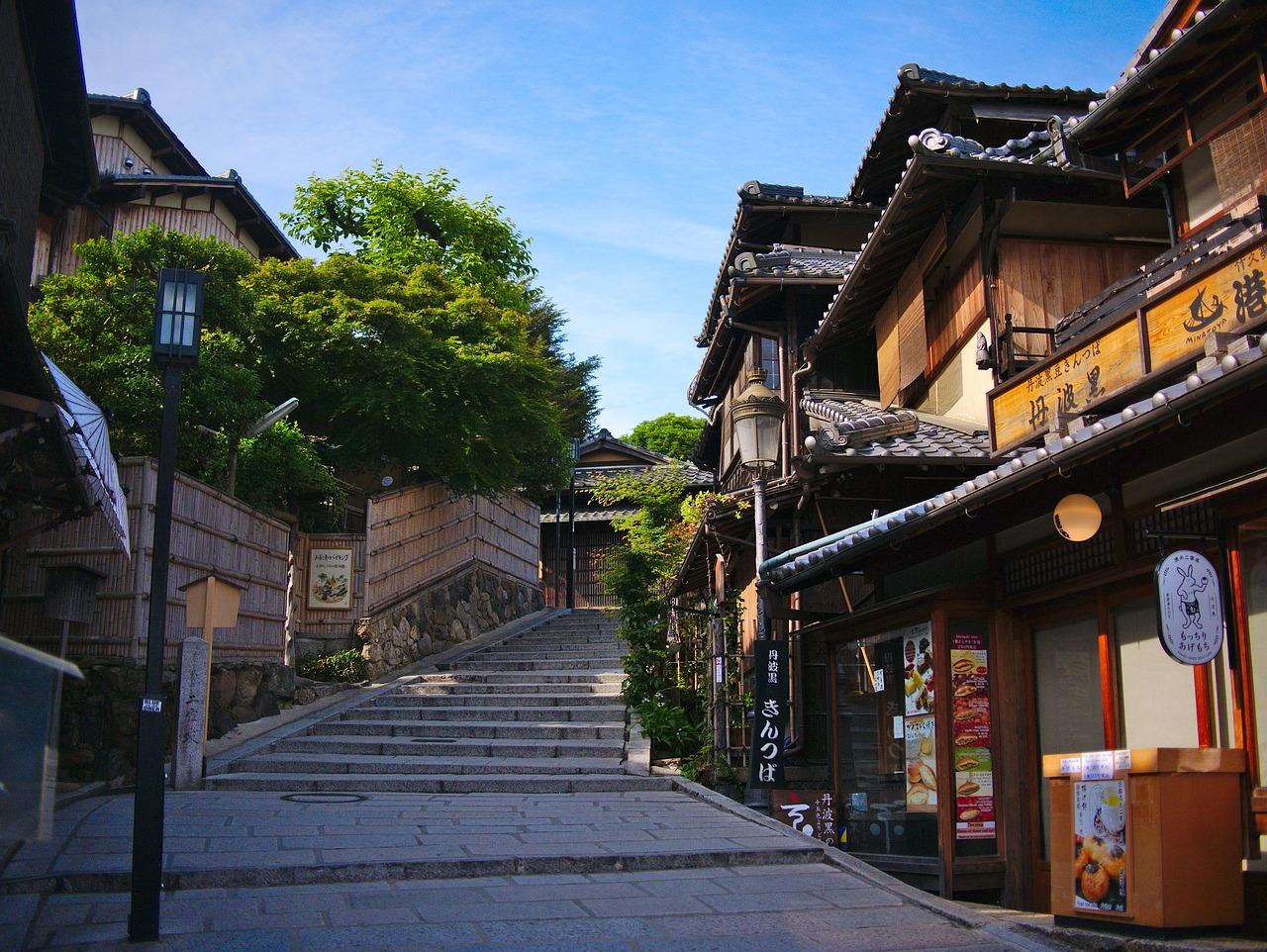 京都の観光地