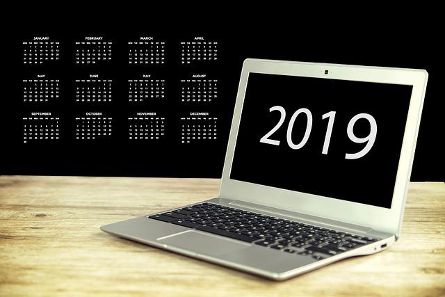 年末調整とカレンダー