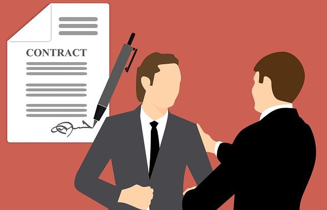 税理士との契約